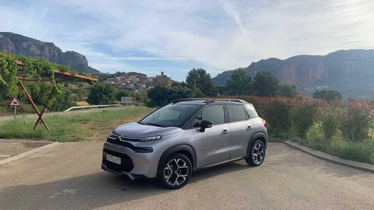Primera prueba Citroën C3 Aircross 2021