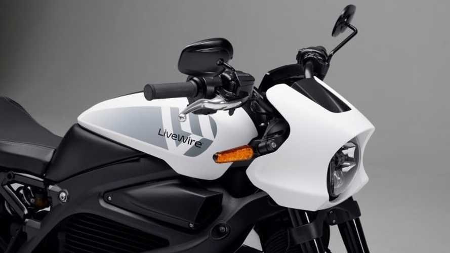 Harley-Davidson LiveWire One Revealed In Latest NHTSA VIN Filings