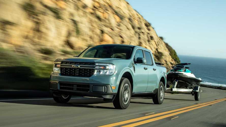 Ford Maverick akan Hadir dengan Beberapa Versi Termasuk EV