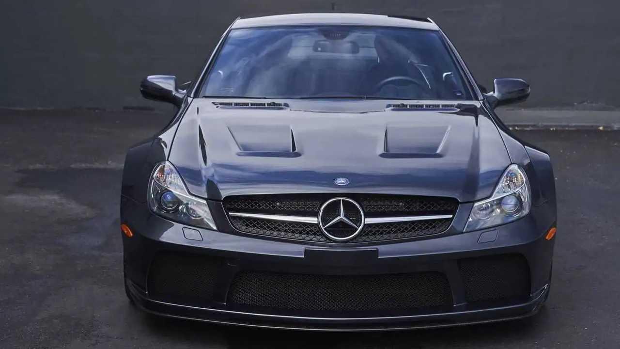 Mercedes SL65 GT Black Series for sale