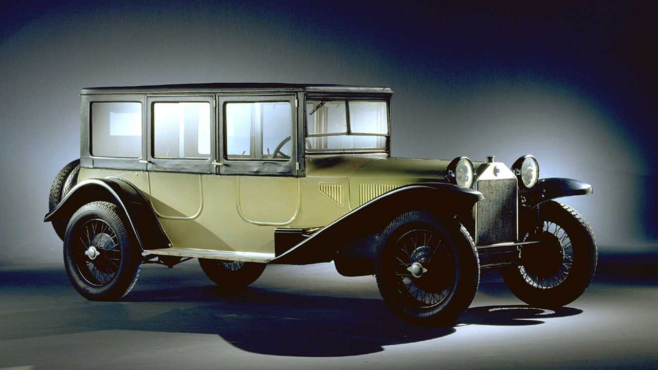 Lancia Lambda (1921-1931)