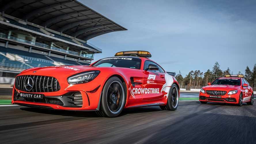 Mercedes-AMG Safety Car Formula1 (2021)