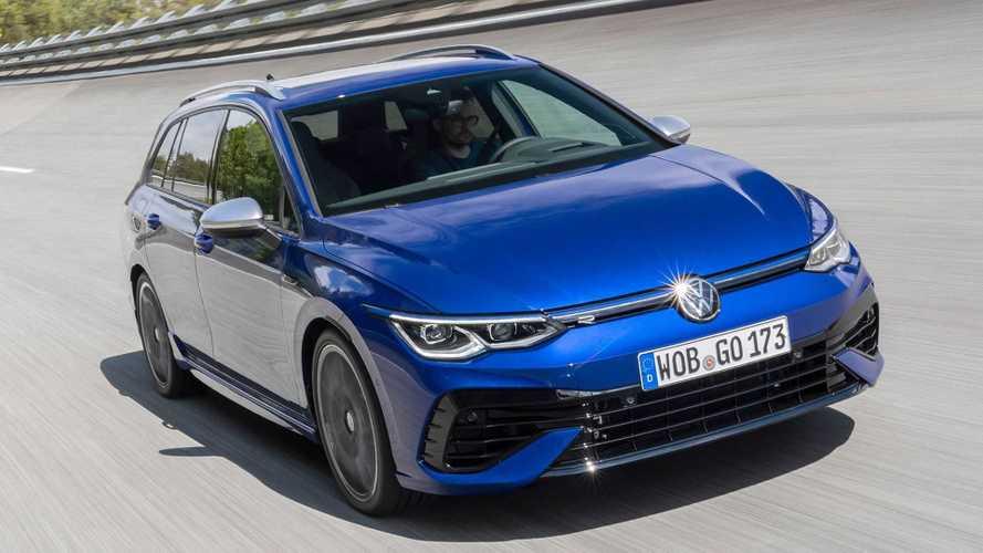 Volkswagen Golf R Variant (2021)