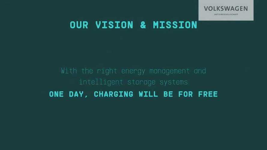 VW Power Day: Das Aufladen könnte eines Tages kostenlos sein
