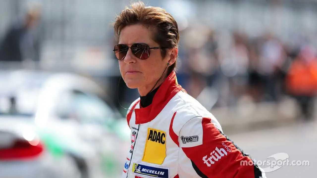 Sabine Schmitz at VLN Round 5 Nurburgring 2019