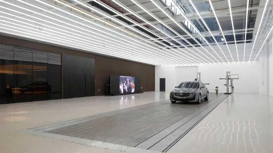GM amplia centro de design para acelerar projetos de elétricos