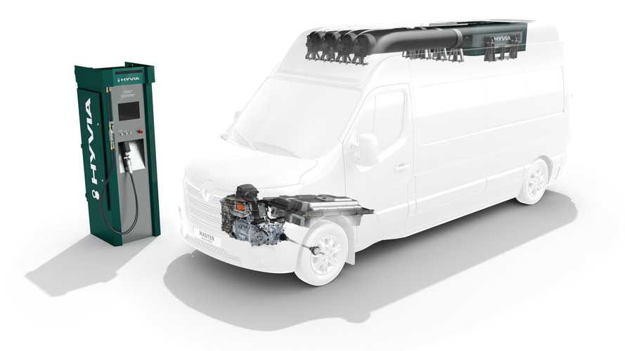 Renault Master Fuel Cell