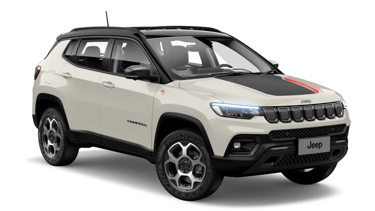 Jeep Compass Trailhawk TD350 Turbo diesel 2022
