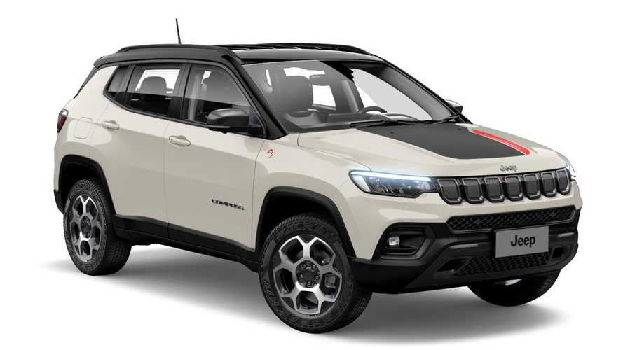 Jeep explica fim dos ganchos no para-choque do Compass Trailhawk 2022