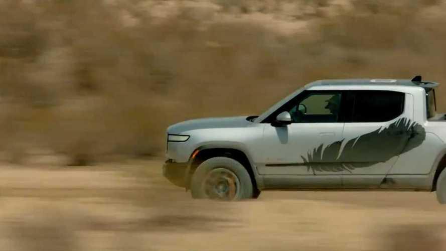 Rivian Files Patent For Maneuverability-Enhancing K-Turn Mode