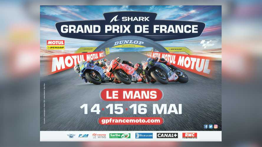 2021 MotoGP French Round At Le Mans Will Be Held Without Spectators