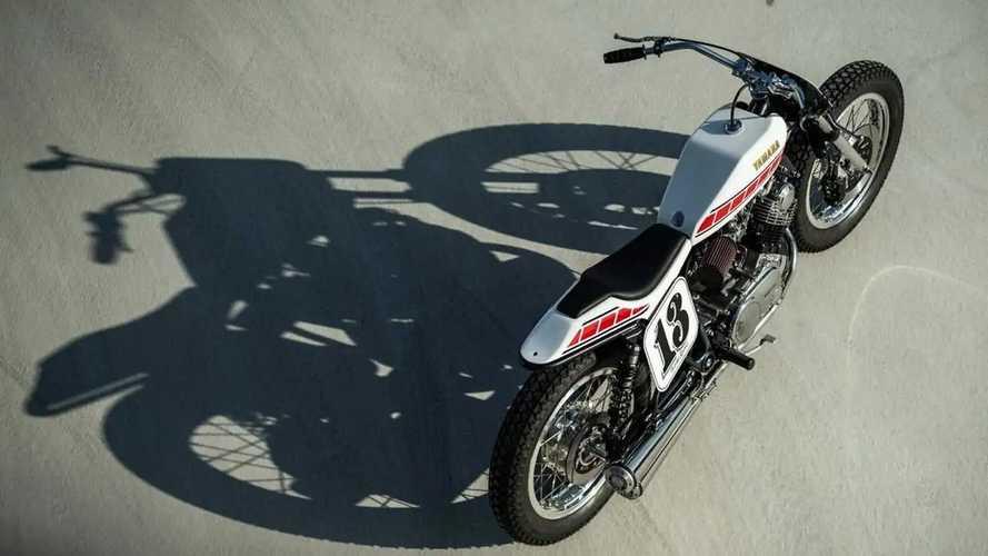 1981 Yamaha XV750 Street Tracker