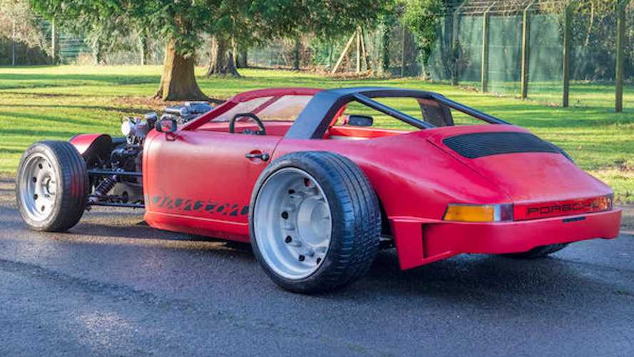 Hot Rod Porsche 911T For Sale