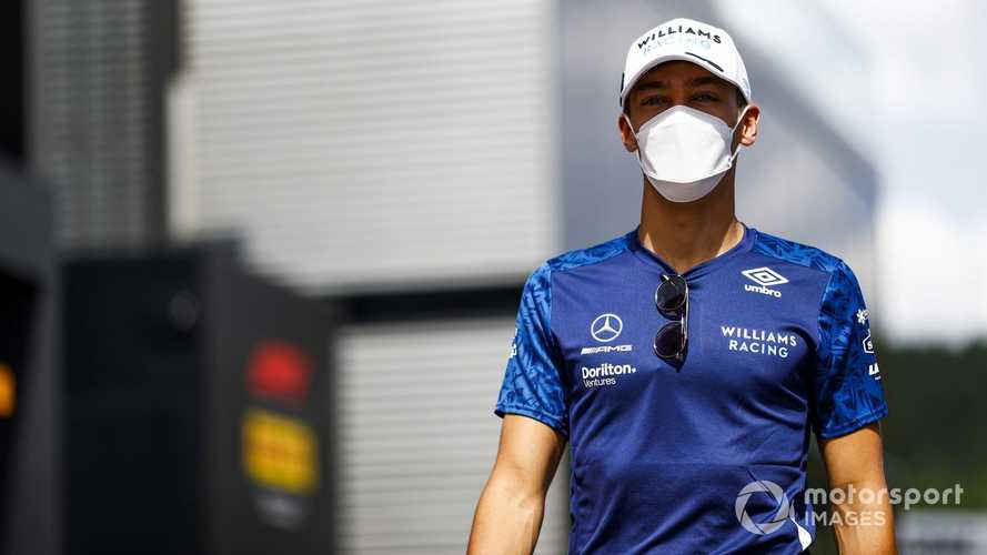 Capito thinks Russell would be 'quite happy' to stay at Williams