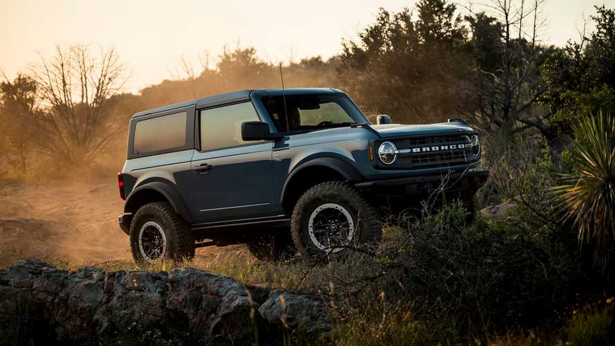 2022 Ford Bronco Heritage Appears In Dealer Documents As The Highest Trim