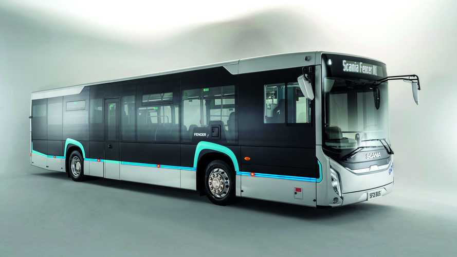 Scania Fencer F1, il bus dei due mondi