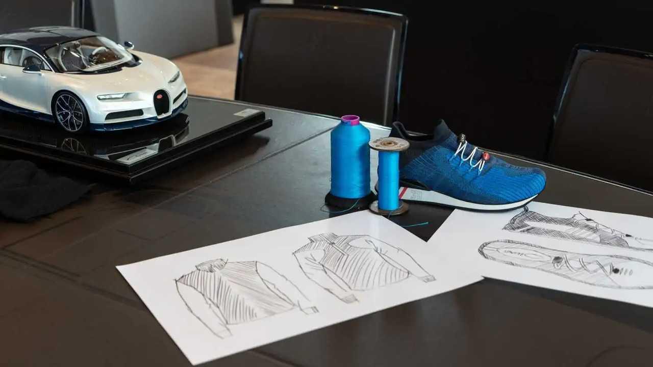 Le scarpe Bugatti firmate UYN