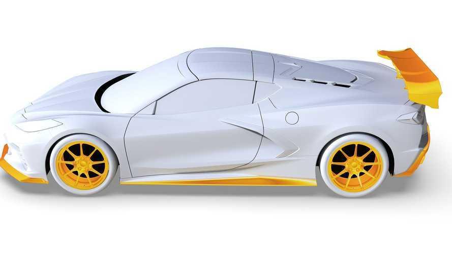 Callaway'den Corvette C8 için yeni bir modifiye geliyor