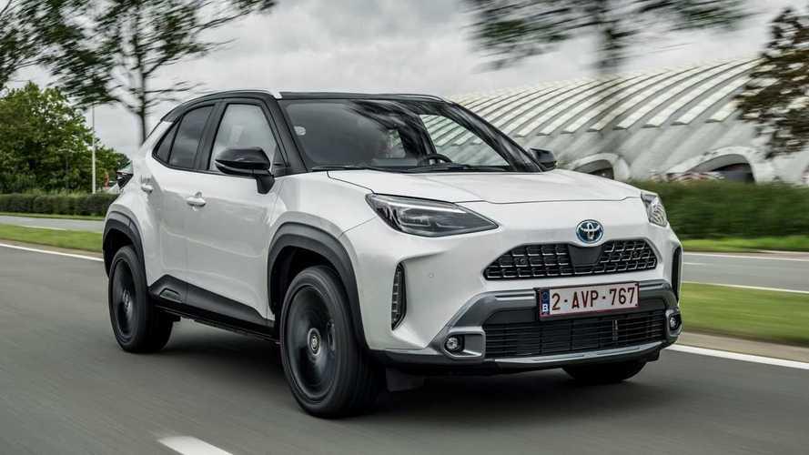 Toyota Yaris Cross Hybrid, prima prova