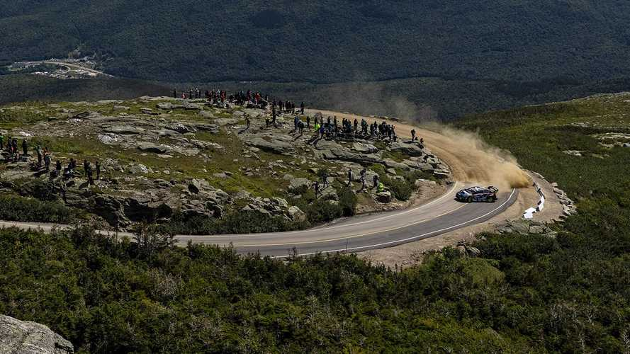 Travis Pastrana Breaks Mt. Washington Hill Climb Record Again