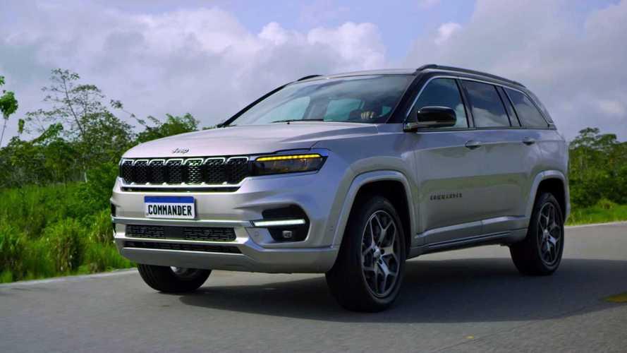 Jeep Commander 2022 - Brasil