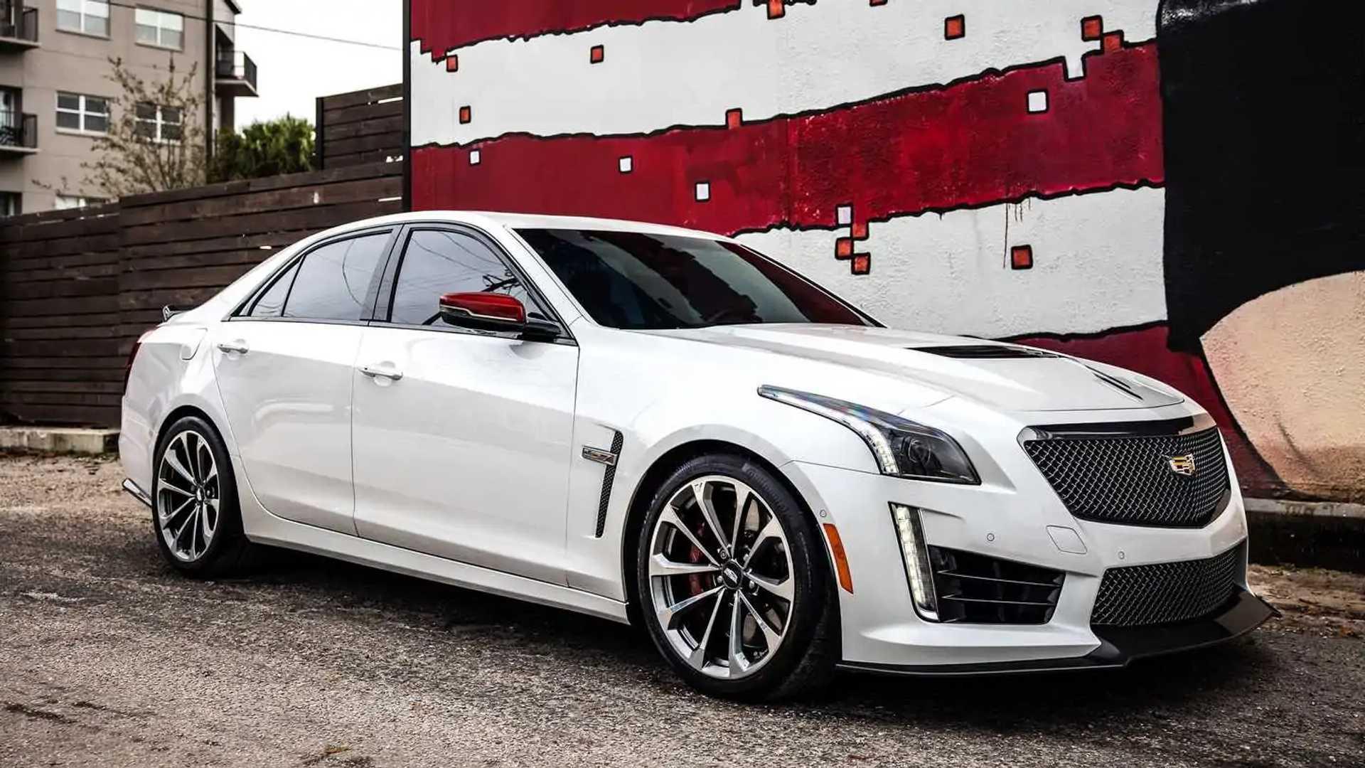 2018 Cadillac CTS-V Championship Edition