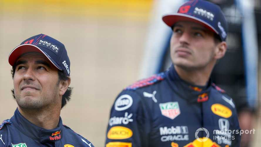 Red Bull teams in 'good place' with current F1 driver line-up