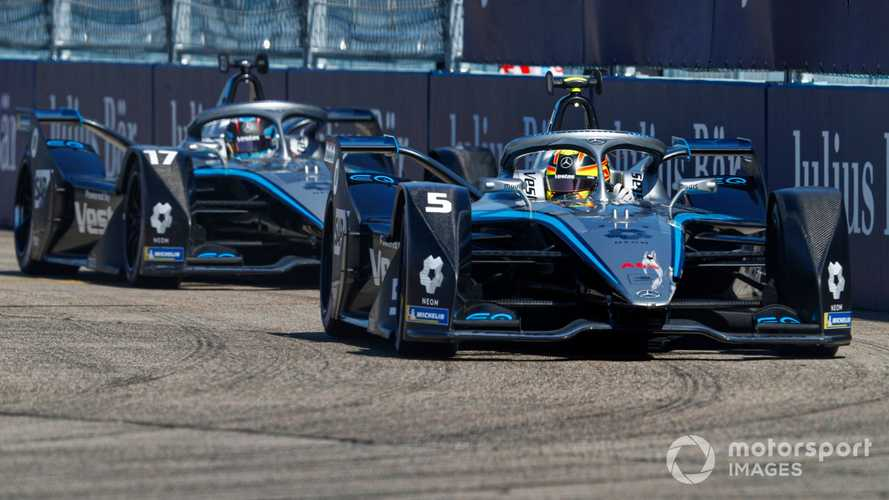 Mercedes to officially leave Formula E after 2022