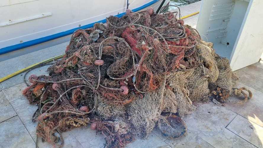 Hyundai ripulisce i fondali di Lampedusa con Healthy Seas