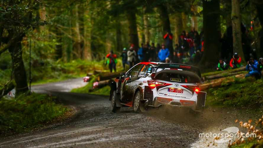 Britain among six events bidding to join 2022 WRC calendar