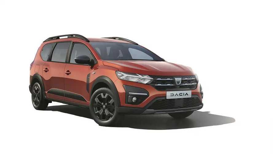 Dacia Jogger yüzünü gösterdi!