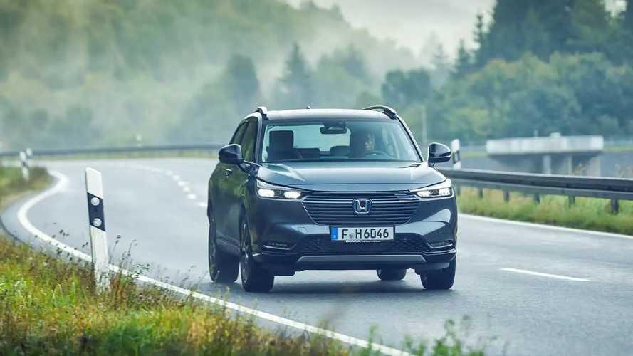 Honda HR-V e:HEV (2021) im Test