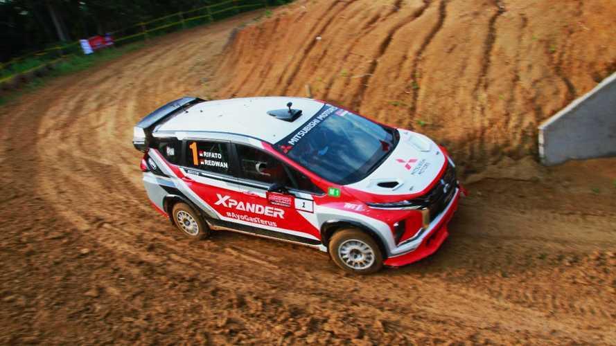 Mitsubishi Xpander Bermasalah, Rifat Sungkar Masih Bisa Runner-up