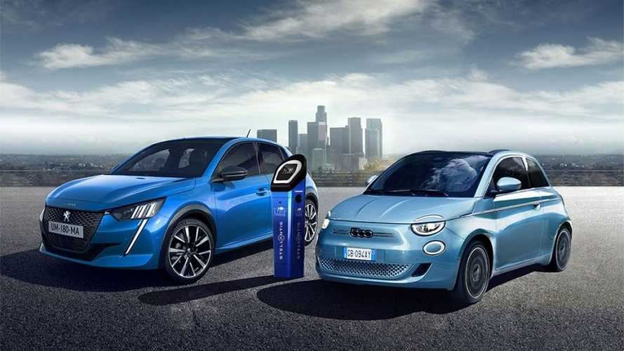 Stellantis Announces New Charging Network In Europe: 15,000 Sites