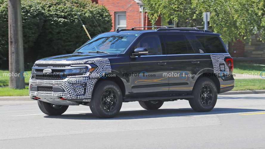 2022 Ford Expedition To Debut At Motor Bella On September 21