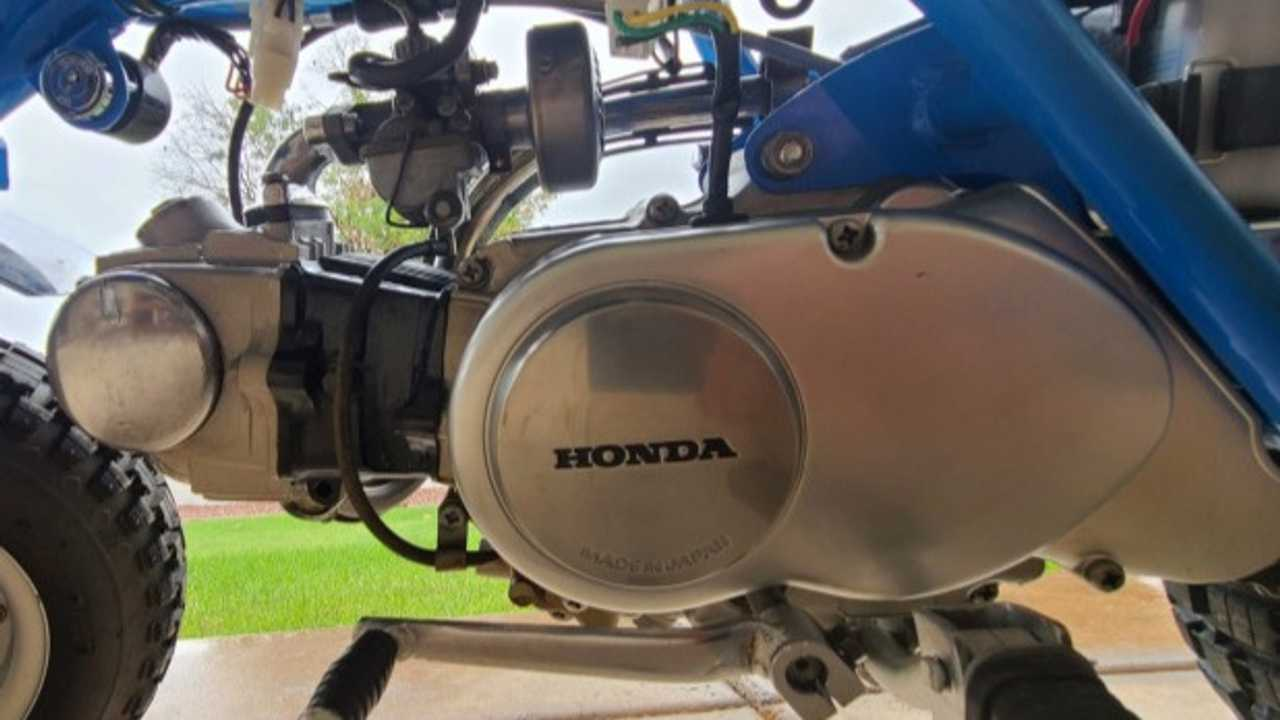 This 1969 Honda Z50A Mini Trail Is Looking For A New Master
