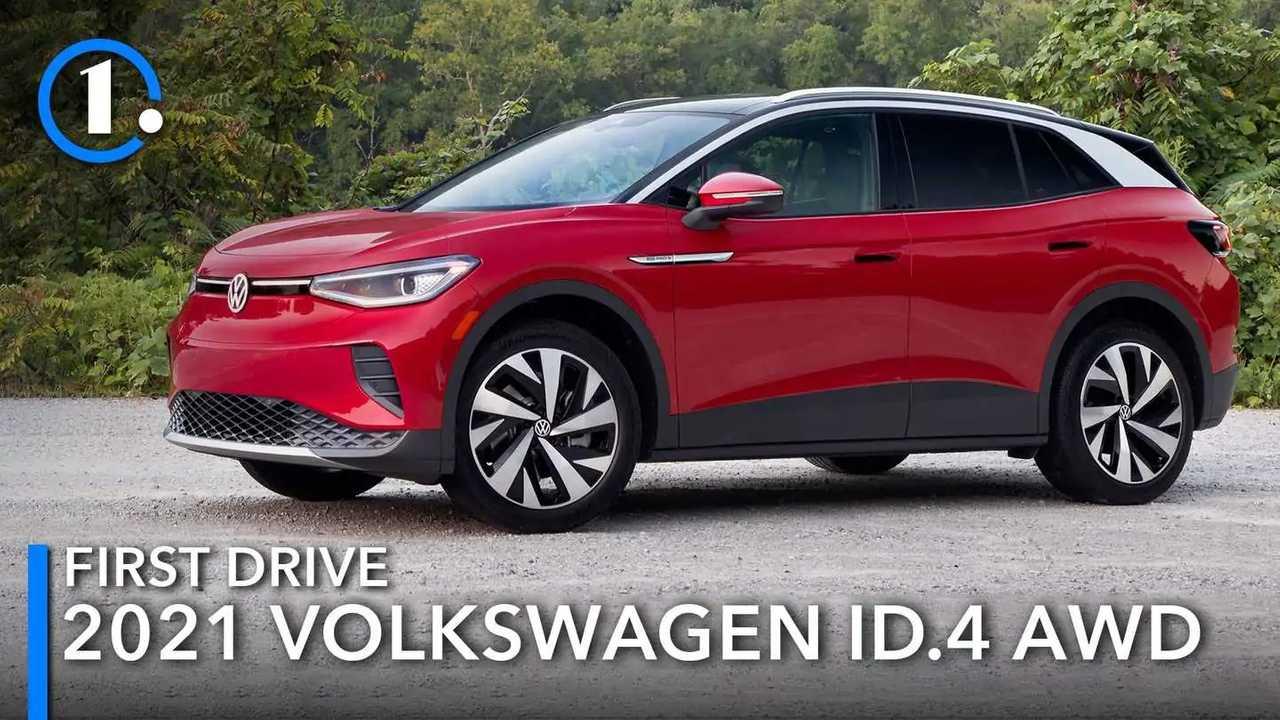 2021 Volkswagen ID.4 AWD