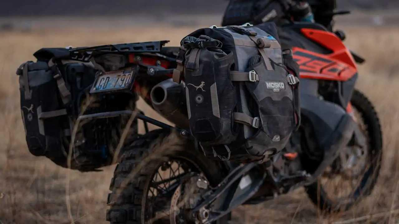 Mosko Moto Launches Modular Backcountry 35 V2.1 Panniers