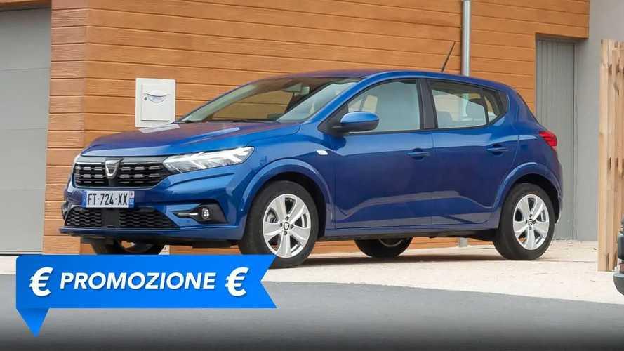 Promozione Dacia Sandero, perché conviene e perché no