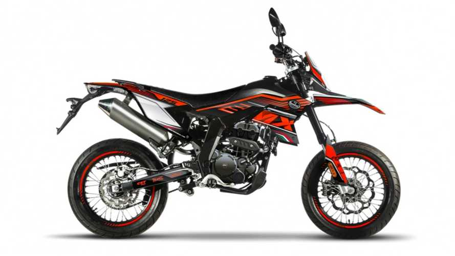 FB Mondial Launches SMX 125 In Striking New Colorways