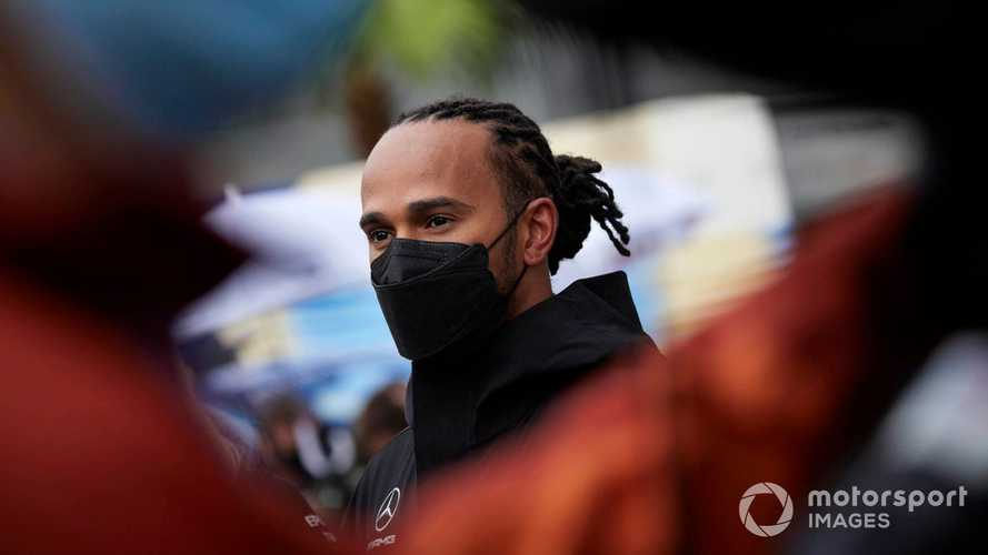 Hamilton: Wait for 100th F1 win 'taking longer than ever'