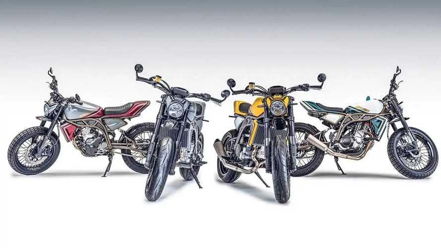 CCM Presents New Street Tracker And Street Moto Variants