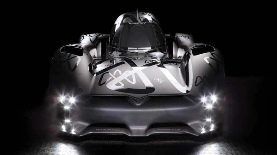 Batman autójának is elmenne a héten bemutatott McMurtry Speirling