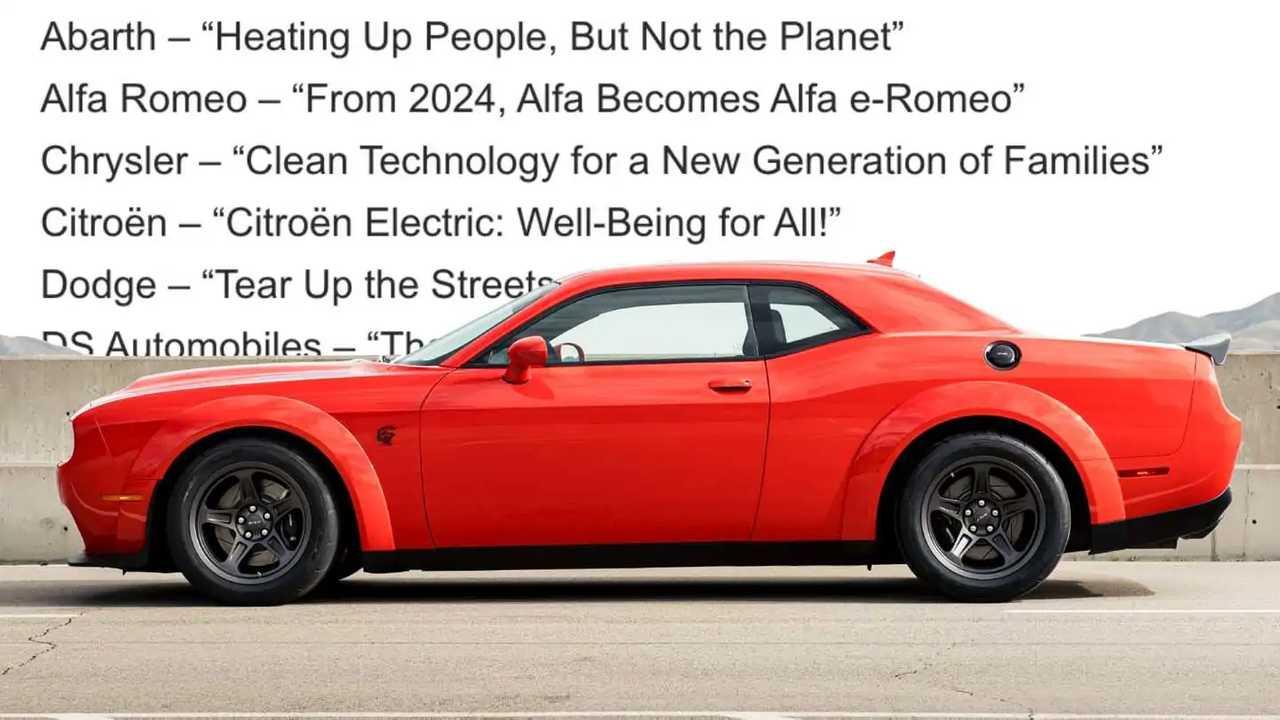 Los nuevos lemas de las marcas de Stellantis