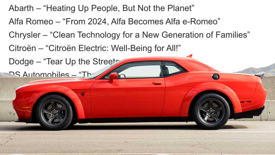 All Stellantis Brands Have New Mottos: Some Okay, Others Not So Much