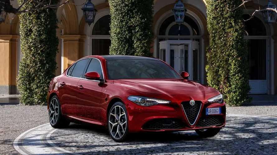 Alfa Romeo Giulia und Stelvio 6C Villa d'Este
