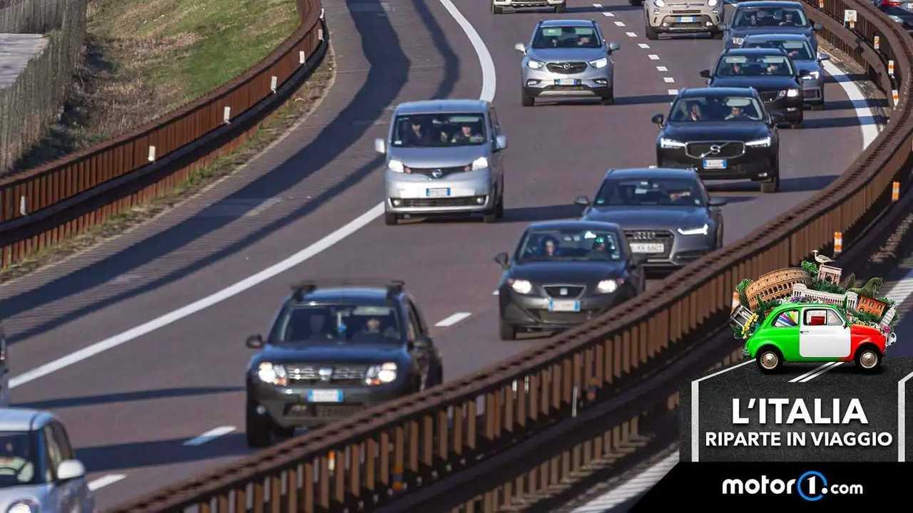 Dieci consigli utili per spendere meno viaggiando in autostrada