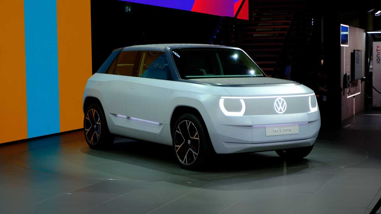 Vokswagen ID.Life Concept at IAA 2021