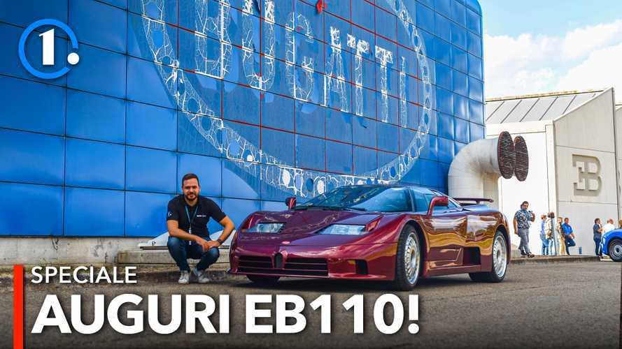 Bugatti, l'ultima visita nella Fabbrica Blu così com'era 30 anni fa