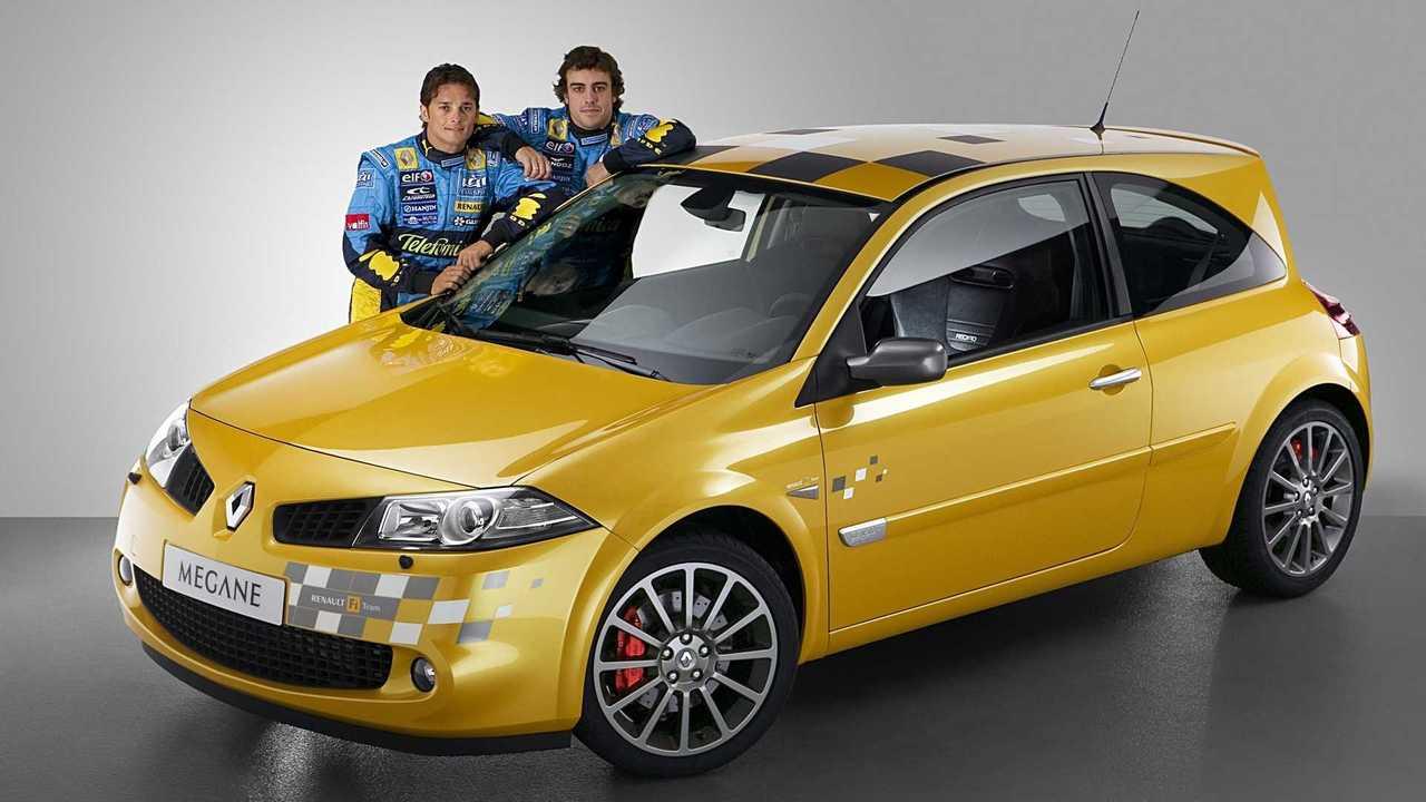 Sportive - Mégane R.S. Renault F1 Team